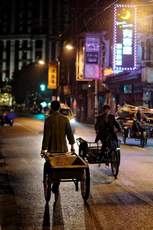 Có một Thượng Hải đẹp và bình yên đến lạ lúc nửa đêm - 4