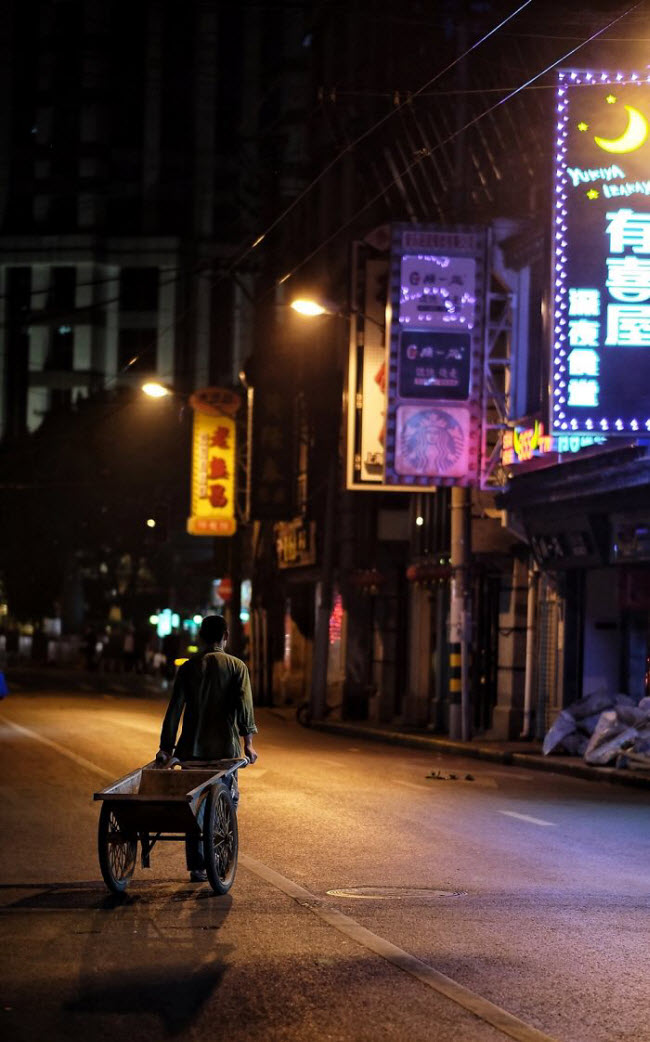 Có một Thượng Hải đẹp và bình yên đến lạ lúc nửa đêm - 10