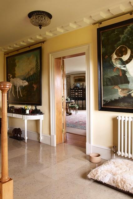 """Nhà cổ từ thế kỷ 17 """"lột xác"""" thành biệt thự đẹp miễn chê - 5"""