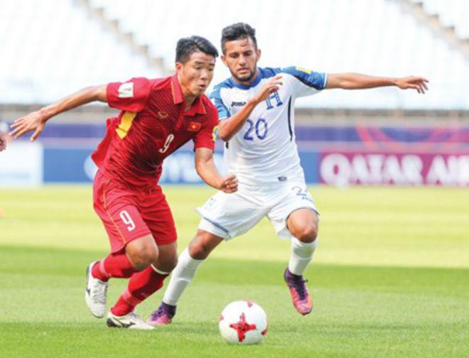 U20 Việt Nam và luồng gió mới cho V-League - 1