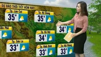 Dự báo thời tiết VTV 30.5: Miền Bắc chuẩn bị đón đợt nắng nóng mới