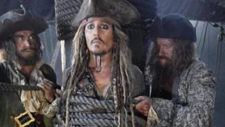 Johnny Depp và gia tài đồ sộ gắn với cái danh cướp biển