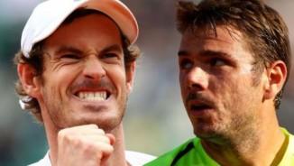 "Trực tiếp Roland Garros ngày 3: Murray, Wawrinka trong ""tâm bão"""