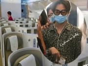 Khám phá chỗ ngồi VIP của Sơn Tùng và dàn sao hạng A trên máy bay