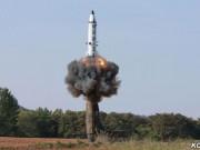 Thế giới - Vì sao năm 2017 Triều Tiên thử tên lửa 12 lần liên tiếp?