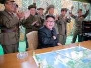 """Thế giới - Kim Jong-un cảnh báo gửi """"món quà lớn hơn"""" dành cho Mỹ"""