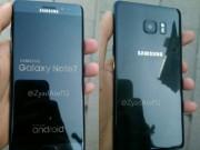 Thời trang Hi-tech - NÓNG: Trên tay Galaxy Note 7 tân trang