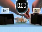 """Dế sắp ra lò - """"Bí kíp"""" sạc nhanh gấp đôi cho iPhone 6, iPhone 7"""