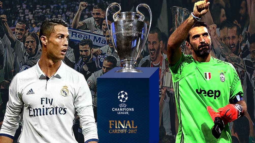 Nhận định bóng đá Real Madrid - Juventus: Hoàng đế đích thực - 1