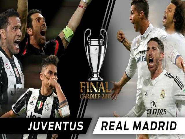Nhận định bóng đá Real Madrid - Juventus: Hoàng đế đích thực