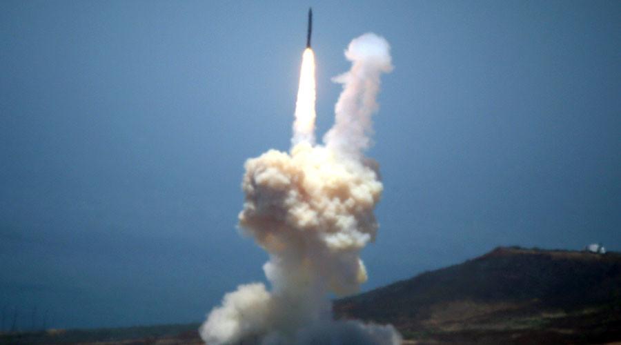 Mỹ thử đánh chặn tên lửa xuyên lục địa kiểu Triều Tiên - 1