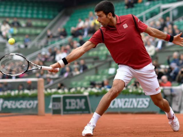 Trực tiếp Roland Garros ngày 4: Nadal, Djokovic phải tốc hành