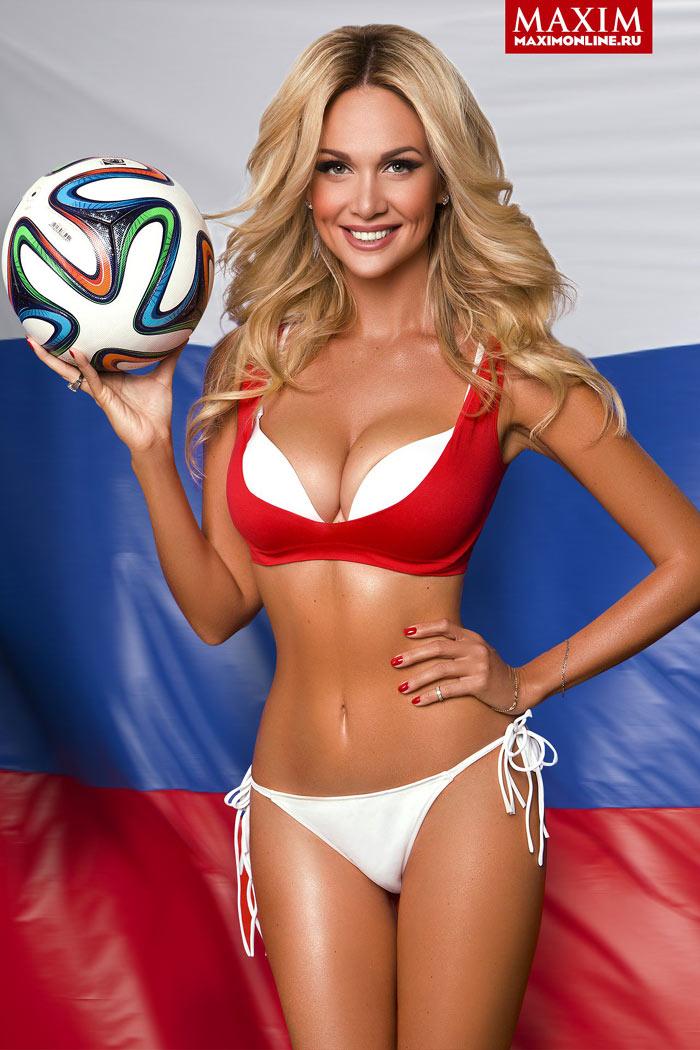 """10 """"khám phá"""" về chân dài sexy làm đại sứ World Cup 2018 - 3"""