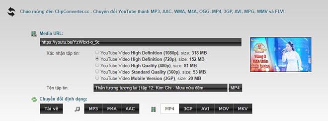 Cách cắt video YouTube trực tuyến và tải về máy - 2