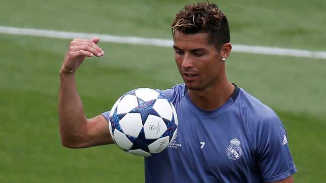 """Chung kết C1 Real – Juventus: """"Vua"""" Ronaldo sắp vượt Messi, chạm mốc 105 - 3"""