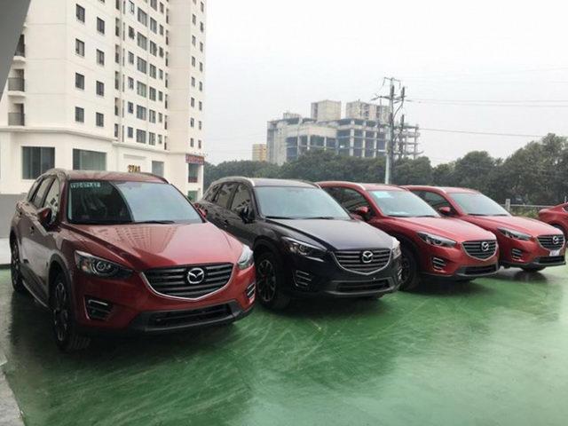 Vì sao Mazda CX-5 chỉ có giá khoảng 800 triệu đồng? - 1