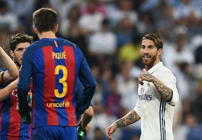 Tin HOT bóng đá tối 31/5: Ramos mời Pique xem Real đá chung kết - 1