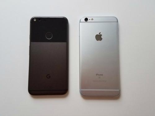 6 lý do khiến bạn chán ngấy iPhone và mua ngay Google Pixel - 1