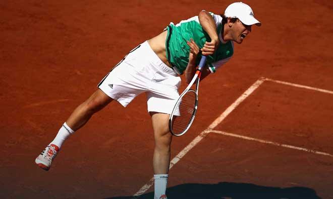 Roland Garros ngày 4: Thiem thắng dễ, Dimitrov hết dớp - 1