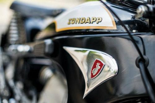 Ngắm xế cổ Zundapp K800 giá 888 triệu đồng - 7