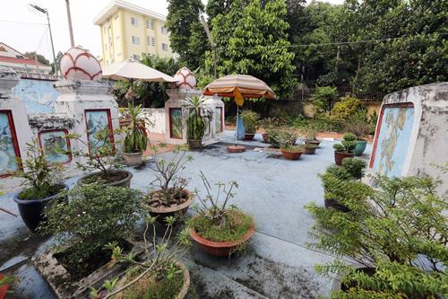 Cận cảnh những cổ mộ của danh tướng, bá hộ Sài Gòn xưa - 1