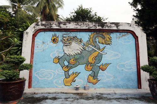 Cận cảnh những cổ mộ của danh tướng, bá hộ Sài Gòn xưa - 3