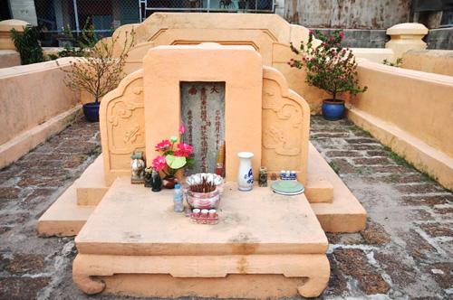 Cận cảnh những cổ mộ của danh tướng, bá hộ Sài Gòn xưa - 11