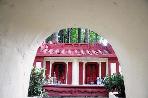 Cận cảnh những cổ mộ của danh tướng, bá hộ Sài Gòn xưa - 15