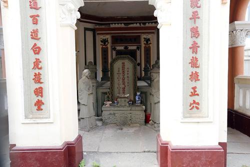 Cận cảnh những cổ mộ của danh tướng, bá hộ Sài Gòn xưa - 17