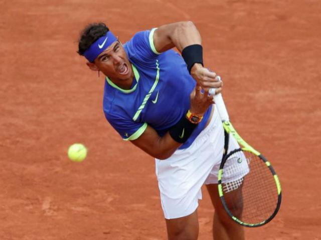 Nadal - Haase: Sấp mặt sau đòn phủ đầu (V2 Roland Garros)