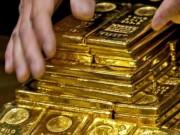 Tài chính - Bất động sản - Giá vàng lao dốc ngay phiên sáng nay