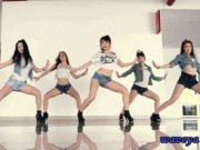 """Ca nhạc - MTV - Sao Hàn bị """"tuýt còi"""" vì diễn quá gợi tình trước triệu khán giả"""