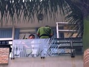 Tin tức trong ngày - Người phụ nữ chết bí ẩn tại ban công căn nhà 5 lầu ở Sài Gòn