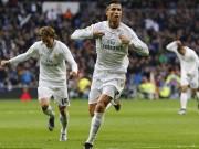 """Bóng đá - Ronaldo: 10 cú """"nã pháo"""" đưa Real Madrid lên đỉnh Liga"""
