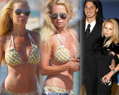 """Dàn tình cũ sexy, """"ăn đứt"""" vợ già của Zlatan Ibrahimovic - 1"""