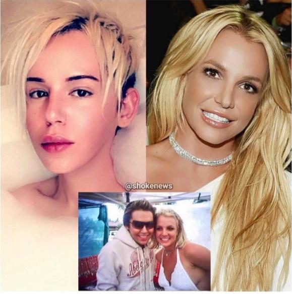 """""""Thảm họa dao kéo"""" chi 2 tỷ đồng để giống Britney Spears - 1"""