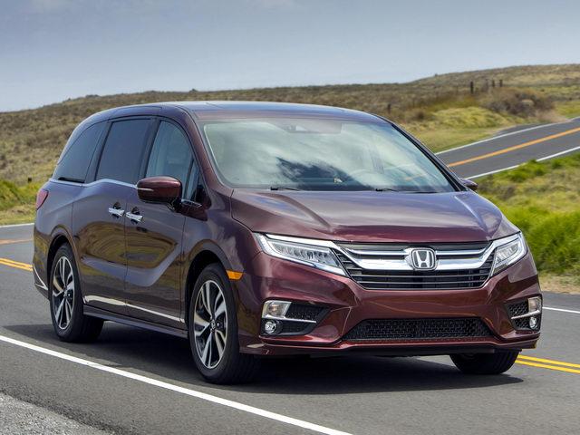 Honda Odyssey 2018 giá 701 triệu đồng phục vụ gia đình - 1