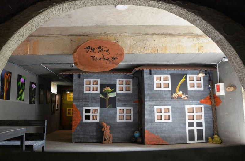 """Clip: """"Ngôi nhà bí ẩn"""" 132 mái hút hồn du khách ở Đà Lạt - 7"""