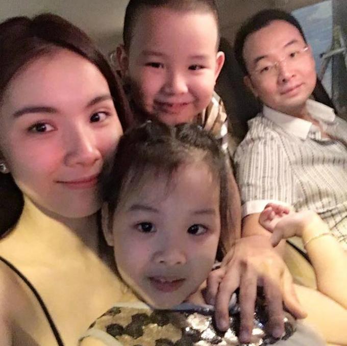 Quá lâu mới thấy Thùy Lâm xuất hiện cùng con cái xinh như hồi son rỗi - 4