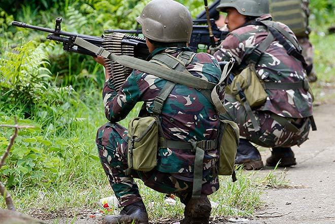 Còn kiểm soát 10% Marawi, vì sao IS mãi chưa bị đánh bật? - 1