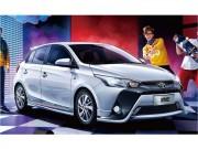 Tư vấn - Toyota Yaris L 2017 ra mắt với giá 304 triệu đồng