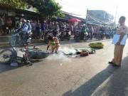 Tin tức trong ngày - TP.HCM: Va chạm với xe lôi tự chế, người đàn ông tử vong