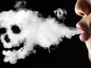 Sức khỏe đời sống - Rùng mình những tác hại khủng khiếp của thuốc lá với sức khỏe