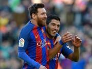 Bóng đá - Barca và 10 siêu phẩm 2016/17: Messi – Suarez vẫn thua Iniesta
