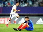 """Bóng đá - U20 World Cup ngày 13: U20 Italia thắng """"đại chiến"""" với U20 Pháp"""