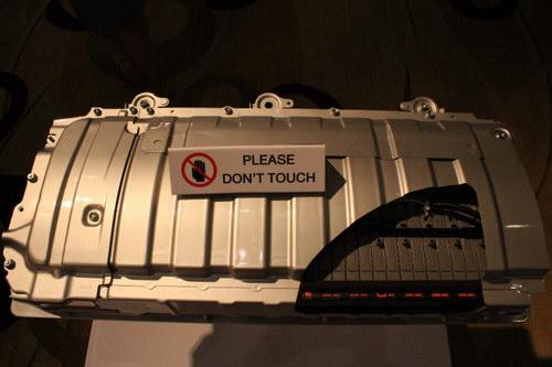 Toyota giới thiệu công nghệ Hybrid giảm một nửa tiêu hao nhiên liệu - 2