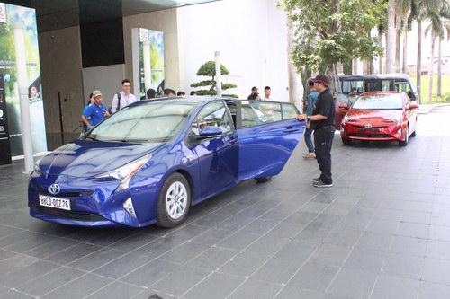Toyota giới thiệu công nghệ Hybrid giảm một nửa tiêu hao nhiên liệu - 3