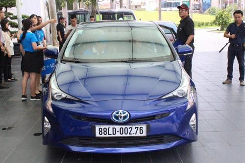 Toyota giới thiệu công nghệ Hybrid giảm một nửa tiêu hao nhiên liệu - 6