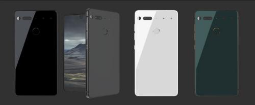 Sắp ra mắt điện thoại Essential thiết kế độc, cấu hình cao - 4