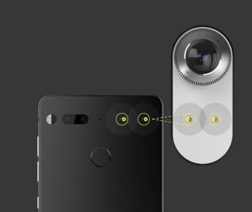 Sắp ra mắt điện thoại Essential thiết kế độc, cấu hình cao - 3